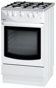 Gorenje G 470 W-E Kitchen Stove Photo
