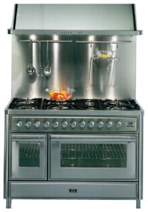 ILVE MT-1207-VG Blue Kitchen Stove Photo
