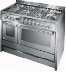 Steel Genesi G12FF Kitchen Stove