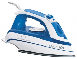 Braun TexStyle TS355A Smoothing Iron Photo