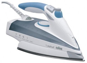 Braun TexStyle TS765A Smoothing Iron Photo